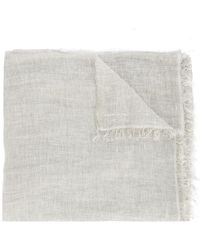 Marc Cain - Wide Distressed Scarf - Lyst