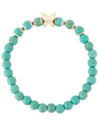Fefe - Beaded Bracelet - Lyst