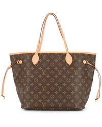 Louis Vuitton - Bolso tote Neverfull - Lyst