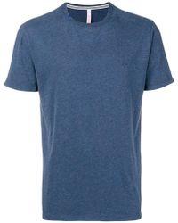 Sun 68 - Round Neck T-shirt - Lyst