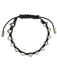 Alexander McQueen - Multi Skull Bracelet - Lyst