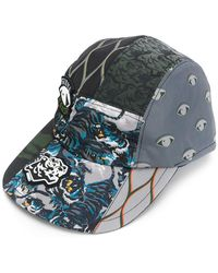 KENZO | Printed Baseball Cap | Lyst