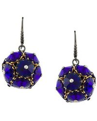 Bottega Veneta - Drop Earrings - Lyst