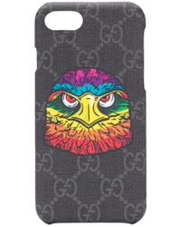 Gucci - Ghost Bird Iphone 8 Case - Lyst