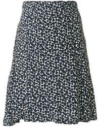 WOOD WOOD - Floral Print Skirt - Lyst