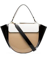 438e6bba09f6 Wandler - Multicoloured Hortensia Patent Leather Shoulder Bag - Lyst