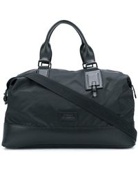 Versace - Large Logo Holdall - Lyst