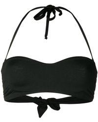 Fisico - Halterneck Bandeau Bikini Top - Lyst