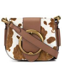 Polo Ralph Lauren - Cow Spot Cross Body Bag - Lyst
