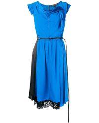 Marc Jacobs - Flared Full Dress - Lyst