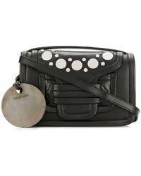 Pierre Hardy - Studded Foldover Shoulder Bag - Lyst