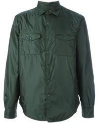 Aspesi - Chest Pockets Shirt - Lyst