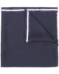 Valentino - Écharpe à franges - Lyst