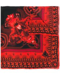 Givenchy   Patterned Scarf   Lyst