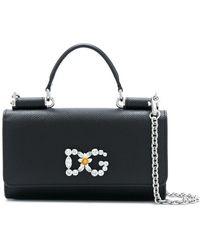 db5e39c26891 Dolce   Gabbana - Mini Sicily Von Bag - Lyst