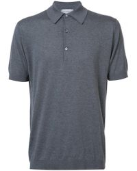 John Smedley - Adrian Polo Shirt - Lyst
