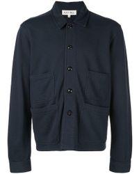 Alex Mill - Fleece Workers Jacket - Lyst
