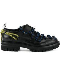 DSquared² - Sneakers con fune - Lyst