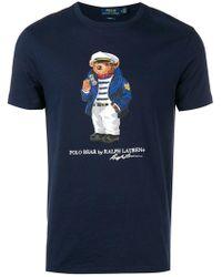 Polo Ralph Lauren - Polo Bear T-shirt - Lyst