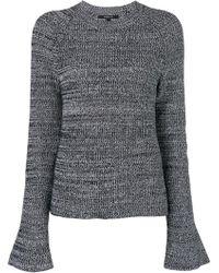 Derek Lam - Bell-sleeve Sweater - Lyst