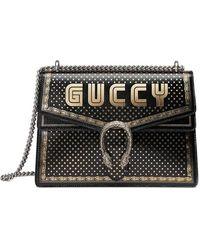 Gucci - Borsa Dionysus Sega® Print Shoulder Bag - Lyst