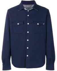Jacob Cohen - Classic Shirt Jacket - Lyst