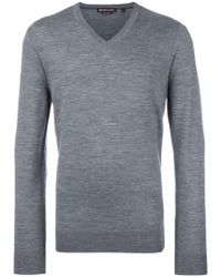 Michael Kors - V-neck Jumper - Lyst