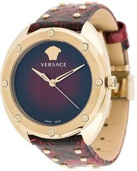 Versace - Shadov Watch - Lyst