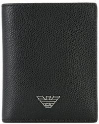 Armani Vertical Wallet