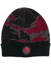 DIESEL - Berretto 'DVL-Beany-Special Collection' - Lyst