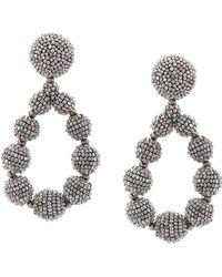Sachin & Babi - Ball Earrings - Lyst