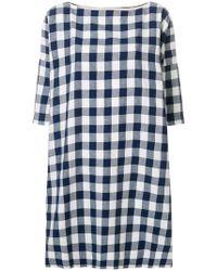 Bellerose - Checked Dress - Lyst