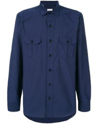 Salvatore Piccolo - Chest Pockets Shirt - Lyst