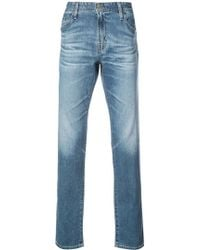 AG Jeans - Slim-fit Jeans - Lyst