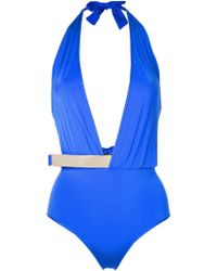 Moeva - Bridget Swimsuit - Lyst