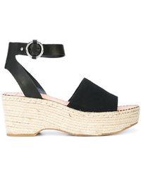 Dolce Vita - Lesley Platform Sandal Espadrilles - Lyst