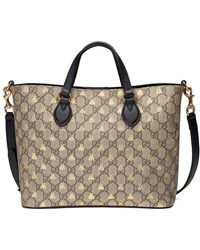 96c591c91390 Women's Gucci Totes and shopper bags - Lyst