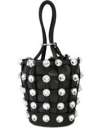 Alexander Wang - Caged Roxy Mini Bucket Bag - Lyst