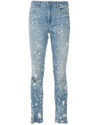 Alexander Wang - Schmale Jeans - Lyst