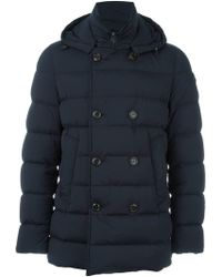Moncler | 'loirac' Padded Short Coat | Lyst
