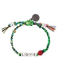 Venessa Arizaga - 'love Bug' Bracelet - Lyst