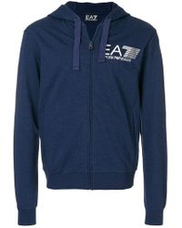 EA7 - Logo Tracksuit - Lyst
