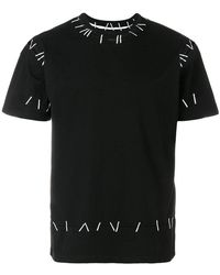 KTZ - Pin Embroidered Tee - Lyst