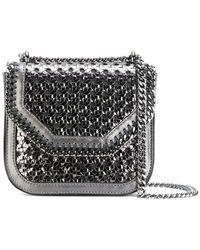 Stella McCartney | Wicker Falabella Box Mini Shoulder Bag | Lyst
