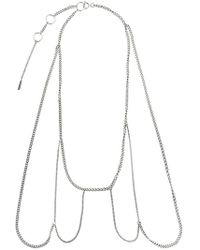 Justine Clenquet - Multi-chain Necklace - Lyst