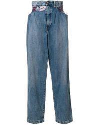 DIESEL - Straight-leg Jeans - Lyst
