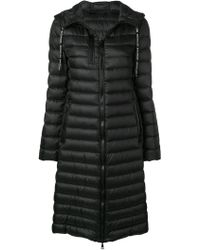 Moncler - Hooded Padded Coat - Lyst