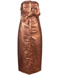 Kamperett - Vuelo Dress - Lyst