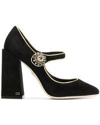 Dolce & Gabbana - Mary Jane Pumps - Lyst