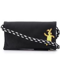 Marni - Bunny Rope Strap Wallet - Lyst